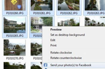 Easy Facebook Photo Uploader