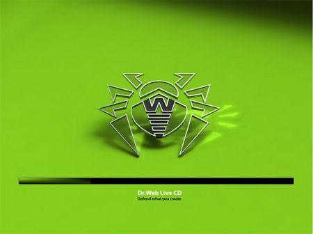 dr web live cd