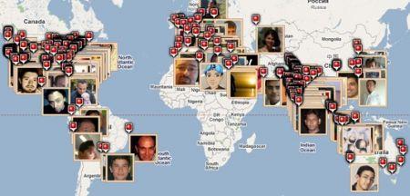 facebook bing maps