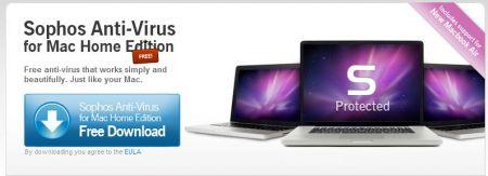 Sophos Anti-Virus for Mac Home Edition