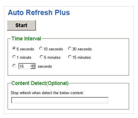 Auto Refresh Plus