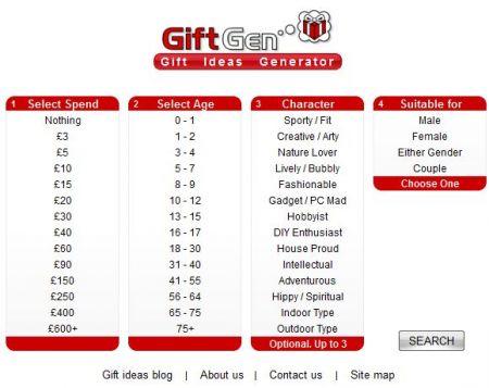 gift gen