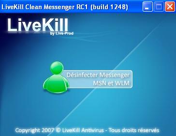 live kill
