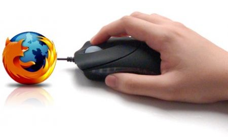 controllare firefox con mouse