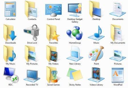 icone desktop